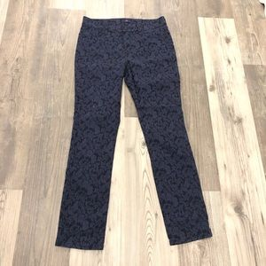 Not Your Daughters Jeans Floral Legging Jeans 8